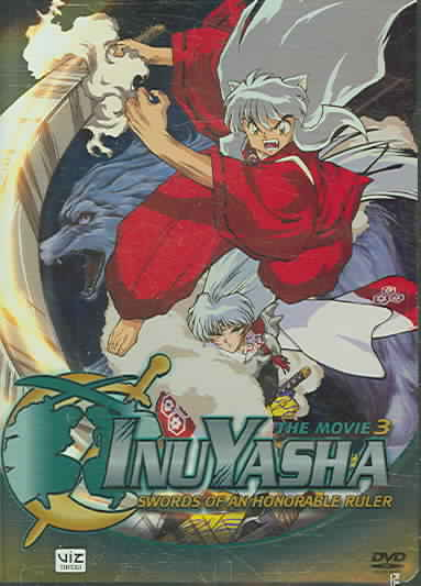 INUYASHA THE MOVIE 3:SWORDS OF AN HON BY INUYASHA (DVD)