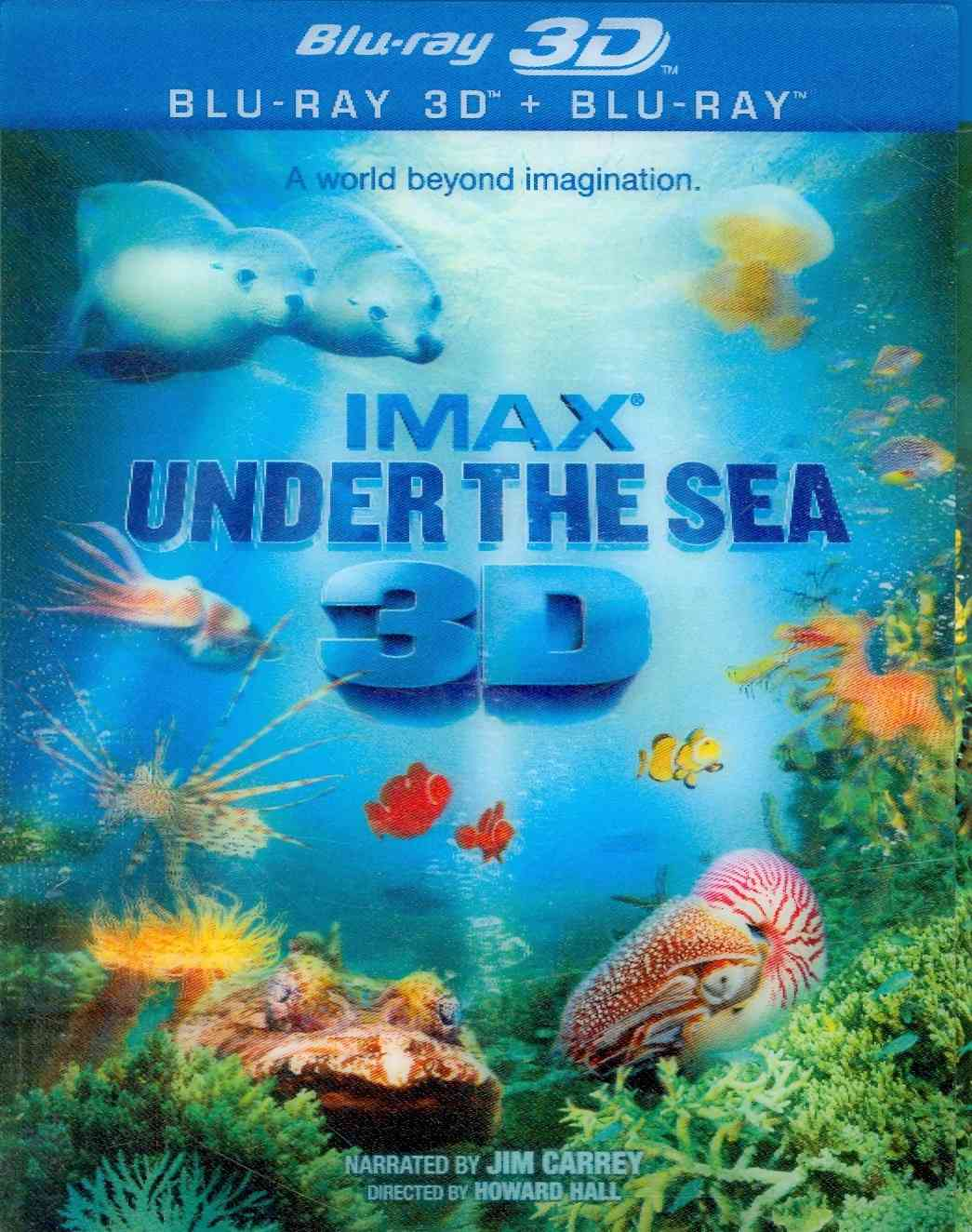Imax Under The Sea 3d Blu Ray Review High Def Digest
