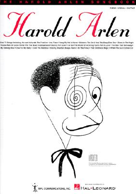 Harold Arlen Songbook By Arlen, Harold (COP)
